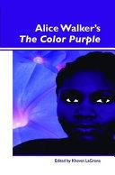 Alice Walker's The Color Purple