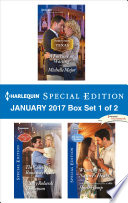 Harlequin Special Edition January 2017 Box Set 1 of 2