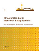 Unsaturated Soils  Research   Applications