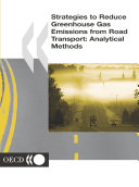Strategies to Reduce Greenhouse Gas Emissions from Road Transport Analytical Methods Pdf/ePub eBook