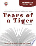 Tears of a Tiger Teacher Guide