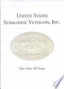 United States Submarine Veterans, Inc