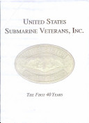United States Submarine Veterans  Inc