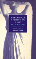 On Being Blue Pdf