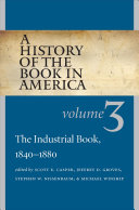 The Industrial Book, 1840-1880