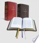 The Book of Common Prayer and Bible Combination Edition  NRSV with Apocrypha