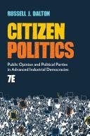 Citizen Politics Pdf/ePub eBook