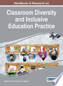 Handbook Of Research On Classroom Diversity And Inclusive Education Practice