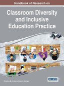Handbook of Research on Classroom Diversity and Inclusive Education ...