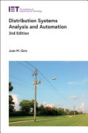 Distribution Systems Analysis and Automation