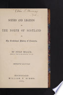 Scenes and Legends of the North of Scotland Book PDF