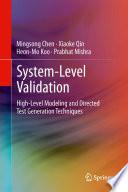 System Level Validation Book PDF
