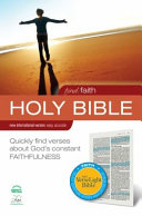 Find Faith: NIV VerseLight Bible