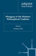 Misogyny in the Western Philosophical Tradition Pdf/ePub eBook