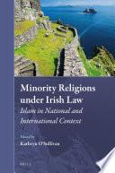 Minority Religions Under Irish Law
