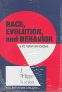 Race, Evolution, and Behavior