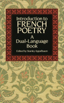 Introduction to French Poetry Pdf/ePub eBook
