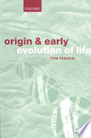 Origin and Early Evolution of Life Book
