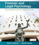 Forensic and Legal Psychology Book