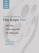 Film Scripts Two
