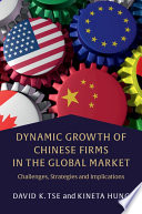 Dynamic Growth of Chinese Firms in the Global Market Book