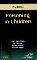 Poisoning in Children by Utpal Kant Singh - Página 247