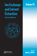 Ion Exchange and Solvent Extraction Pdf/ePub eBook