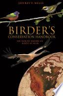 Birder S Conservation Handbook