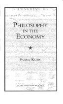 Philosophy in the Economy