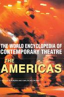 World Encyclopedia of Contemporary Theatre Pdf/ePub eBook