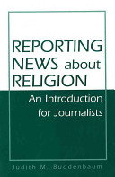 Reporting News about Religion