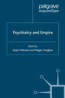 Pdf Psychiatry and Empire Telecharger