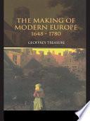The Making of Modern Europe  1648   1780