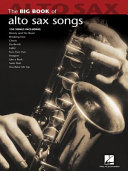 Big Book of Alto Sax Songs (Songbook)