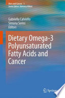 Dietary Omega 3 Polyunsaturated Fatty Acids And Cancer Book PDF