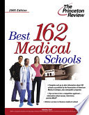 Best 162 Medical Schools 2005 Edition Book