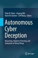 Autonomous Cyber Deception Pdf/ePub eBook