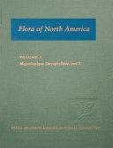 Flora of North America: Volume 5: Magnoliophyta: Caryophyllidae, Part 2 ebook