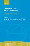 The Politics of Party Leadership Pdf/ePub eBook