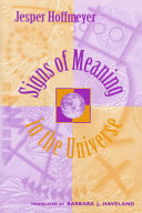 Signs Of Meaning In The Universe