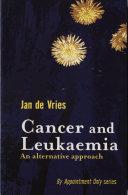 Cancer and Leukaemia ebook