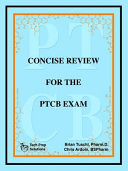 Concise Review for the PTCB Exam