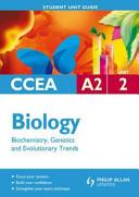 CCEA A2 Biology Unit 2