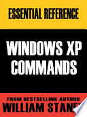 Essential Windows XP Commands Reference.epub