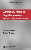 Differential Forms on Singular Varieties [Pdf/ePub] eBook