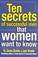 Ten Secrets Of Successful Men That Women Want To Know Book PDF