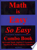 Math Is Easy So Easy