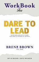 Workbook for Dare to Lead Book