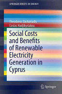 Social Costs and Benefits of Renewable Electricity Generation in Cyprus