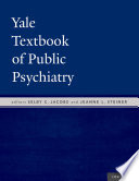The Yale Textbook Of Public Psychiatry